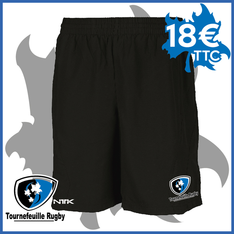 TOURNEFEUILLE SHORT POLYESTER